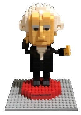 George Washington-Mini Building Blocks