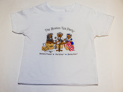 Boston Tea Party Tee Shirt
