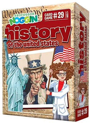 Professor Noggins- History of the United States