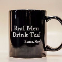"""Real Men Drink Tea"" Mug"