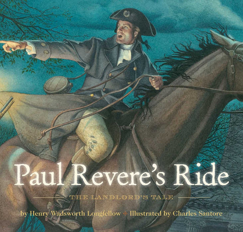 Paul Revere's Ride- The Landlords Tale