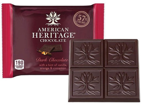 American Heritage Chocolate Bar