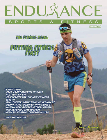 February 2018 Issue of Endurance Sports & Fitness Magazine