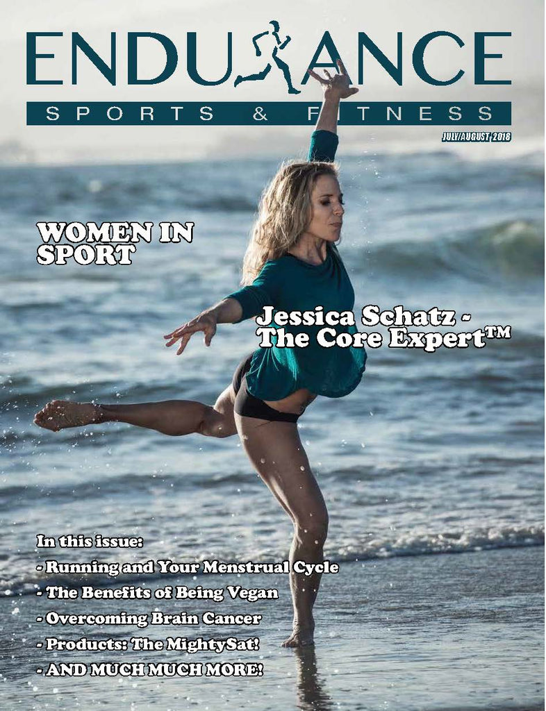 July/August Issue of Endurance Sports & Fitness Magazine
