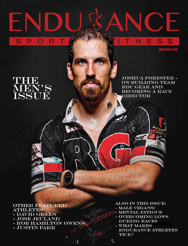 May/June 2018 Issue of Endurance Sports and Fitness Magazine
