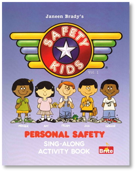 Safety Kids #1 (Personal Safety)