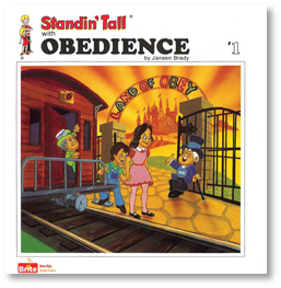 Standin' Tall #01 (Obedience)