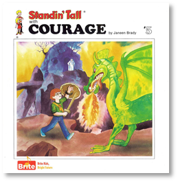 Standin' Tall #05 (Courage)