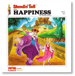 Standin' Tall #06 (Happiness)