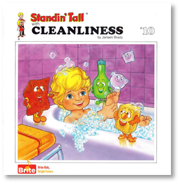 Standin' Tall #10 (Cleanliness)