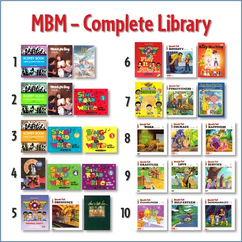 MBM – Complete Library