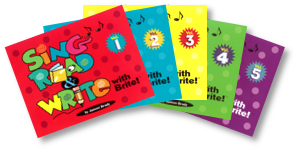 Sing Read & Write with Brite – Series