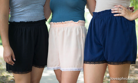 Aphrodite Shorts (MORE COLORS)