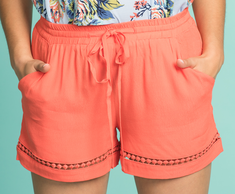 Cut Out Shorts (MORE COLORS)