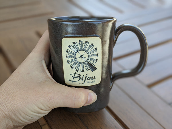 Fieldstone Windmill Mug