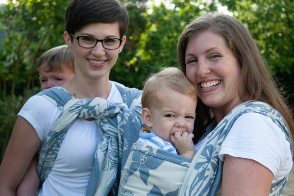 "Wildthing ""Everyday"" - Bijou Wear  baby carrier"