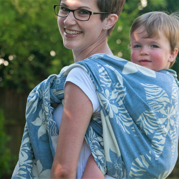 "Wildthing ""Everyday"" - Bijou Wear Woven Wraps and Ring Slings baby carrier"