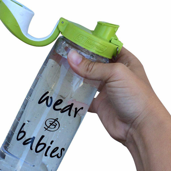 "Bijou ""Wear Babies"" Nalgene Water Bottle"