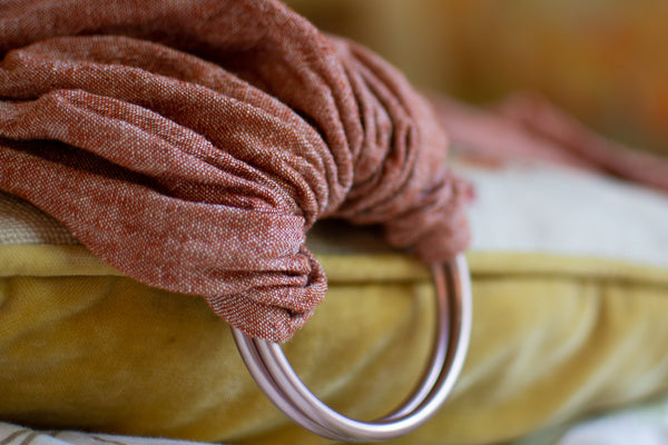 "Skya ""Rust"" Ring Sling"