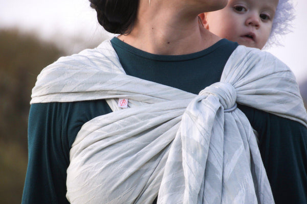 "Abstract ""Mirage"" - Bijou Wear Woven Wraps and Ring Slings baby carrier"