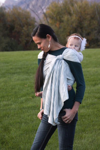 "Abstract ""Mirage"" - Bijou Wear  baby carrier"