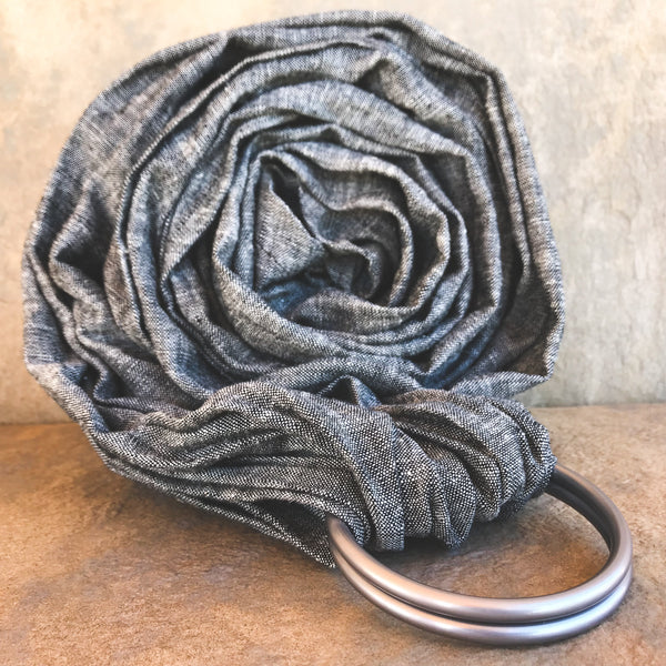 "Skya ""Graphite "" Ring Sling"