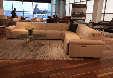 check out some of the latest styles that we just found at the high point furniture market which is the largest furnishing industry trade show in the world