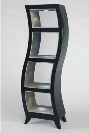 Curved Etagere