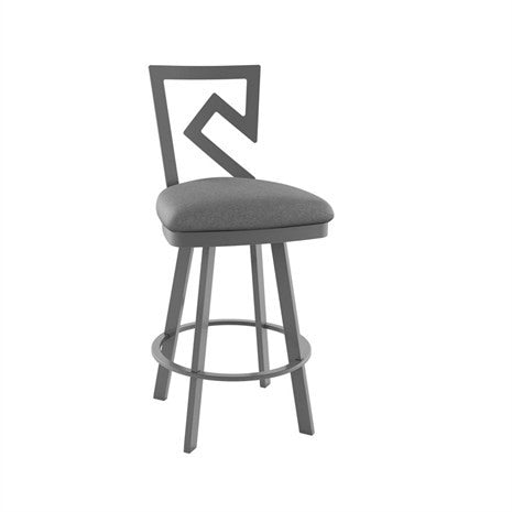 Element Swivel Barstool