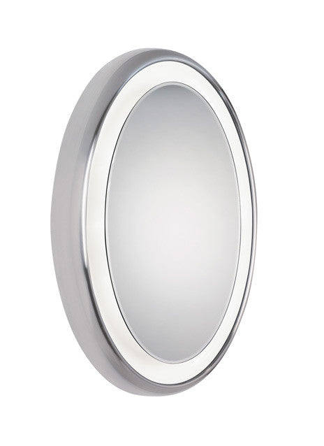 Tigris Oval Mirror - Surface Mounted