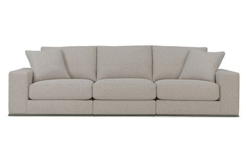 Archer (Wood Base) Modular Sofa
