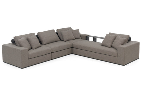 Bijan (Metal Base) Sectional