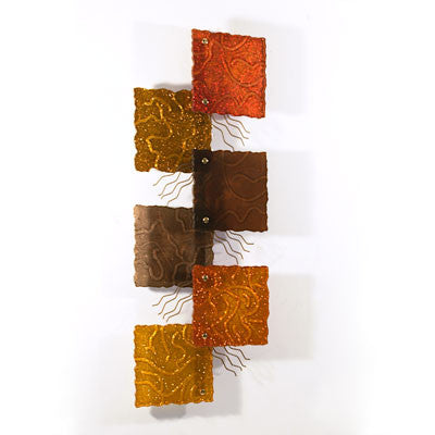 Fall Wall Sculpture