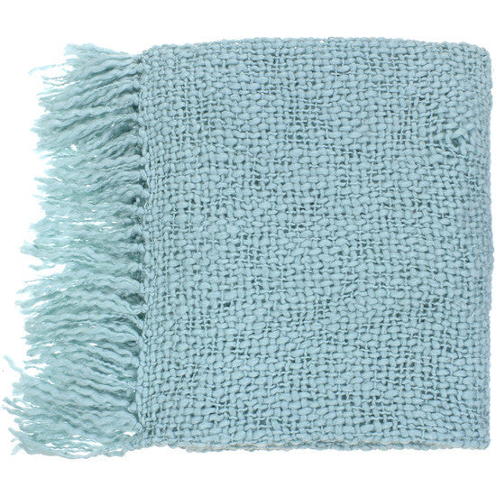 Tobias Spa Blue Throw