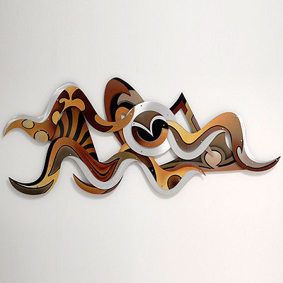 Vision Wall Sculpture