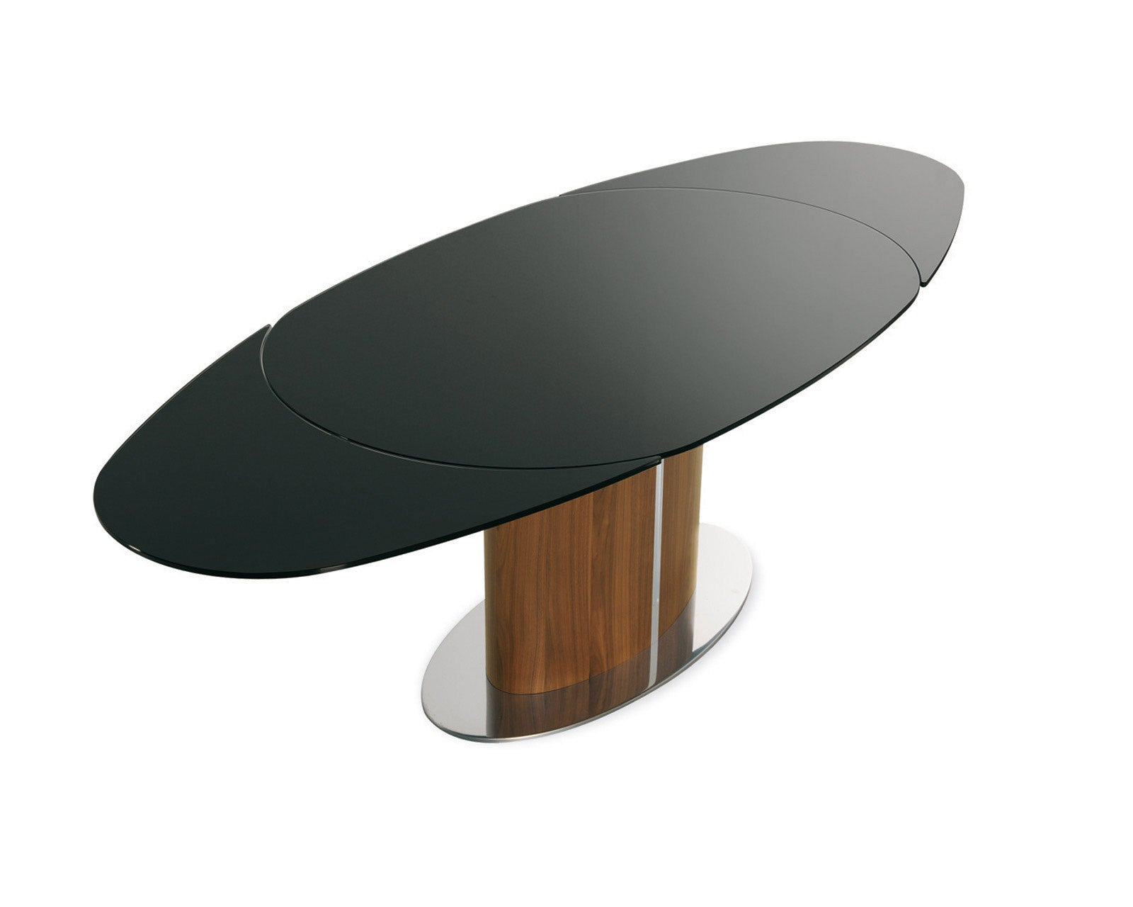 Oval Extension Dining Table