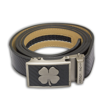 BC Belt: Clover Series - Black