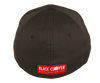 Black Clover Canada Ball Cap back view