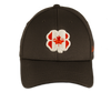 Black Clover Canada Ball Cap front view