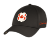 Black Clover Canada Ball Cap front side view