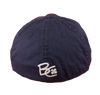 Black Clover Navy Blue Baseball Cap back view