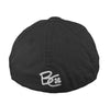 Black Clover Black Hat rear view