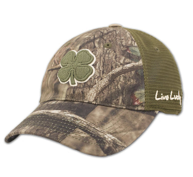 Black Clover Hunt Lucky Camouflage Cap