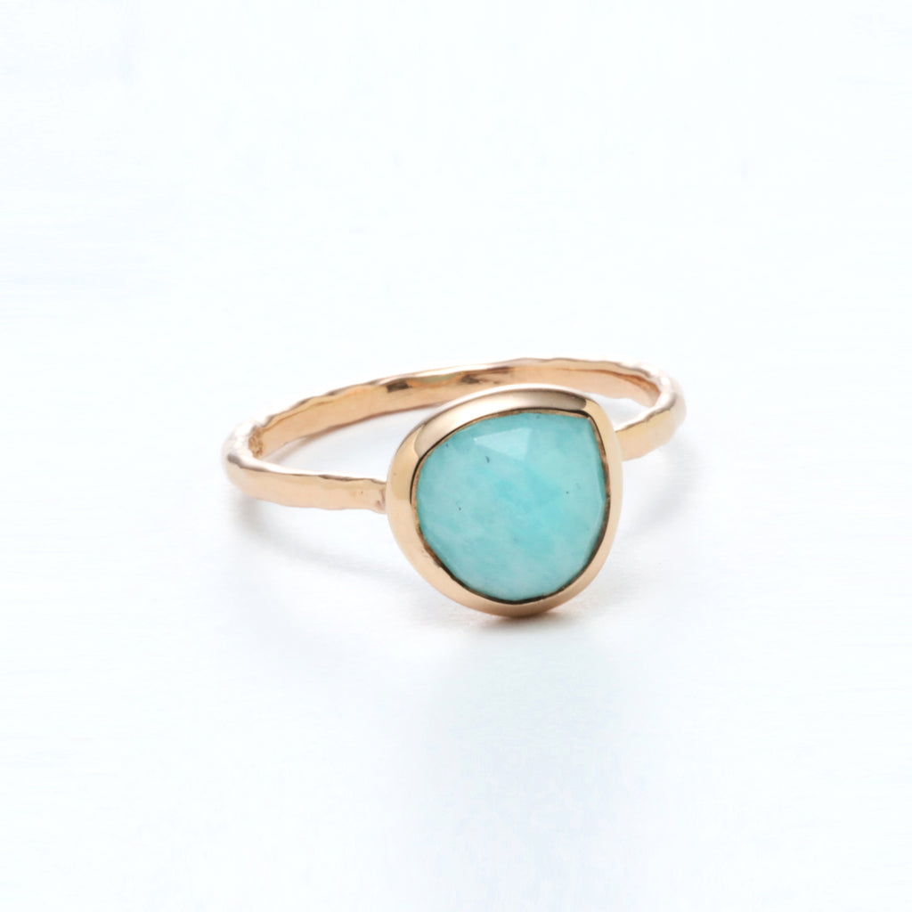 amazonite colored molly s stone jewelers rings