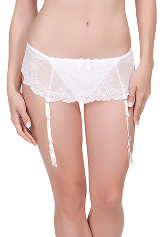 Affinitas ~ Pearl Skirted Thong