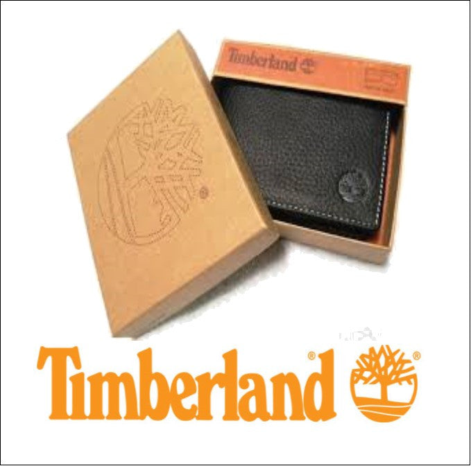 Timberland Mens Leather Wallets 24 Pc Prepack