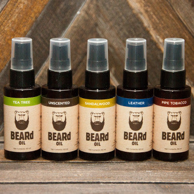 BEARd Oil Complete Set