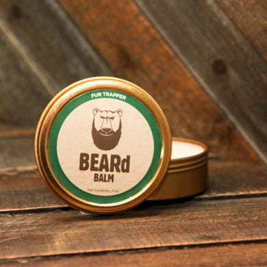 BEARd Balm Fur Trapper
