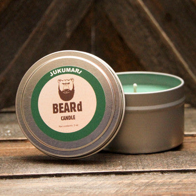 BEARd Candle Jukumari