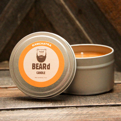 BEARd Candle Kamchatka